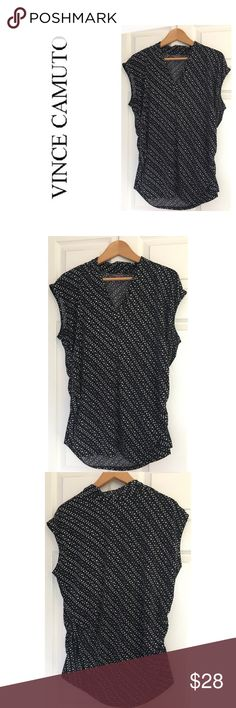 Vince Camuto Blouse Excellent condition. Like new. Vince Camuto Tops Blouses
