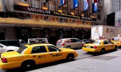 NYC Taxi by Zbigniew Włodarski