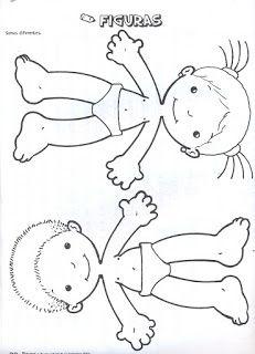 """Képtalálat a következőre: """"rompecabezas del cuerpo humano para niños de 6 piezas"""" Halloween Activities For Kids, Fun Activities, Crafts For Kids, Preschool At Home, Thinking Day, Busy Book, Worksheets For Kids, Sequencing Worksheets, Kids Education"""