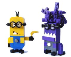Lego Despicable Me Minion Party