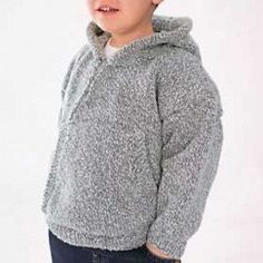 Cool Kid Hoodie  http://www.allfreeknitting.com/Childrens-Knit-Sweaters/Cool-Kid-Hoodie-from-Bernat/ml/1/?utm_source=ppl-newsletter&utm_medium=email&utm_campaign=allfreeknitting20141029