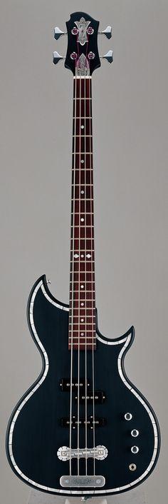 Zemaitis Bass --- https://www.pinterest.com/lardyfatboy/