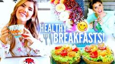 I'm Cambria Joy and I want to help you life your best life. I make videos to help you get fit, healthy, organized, and prioritized. I love Jesus, my husb. School Breakfast, Breakfast Ideas, Health Facts, Health Tips, Healthy Recipe Videos, Healthy Recipes, Cambria Joy, Quest Nutrition, Blogilates