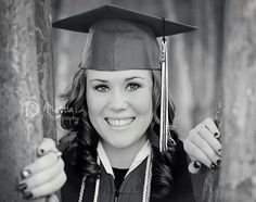 Graduation photo idea - maybe color accent cap and gown? Grad Pics, Graduation Pictures, Graduation Ideas, Girl Senior Pictures, Senior Photos, Senior Portraits, Senior Sports Photography, Graduation Photography, Cap And Gown Pictures