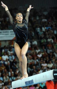 Catalina Ponor, amazing gymnast who will be missed