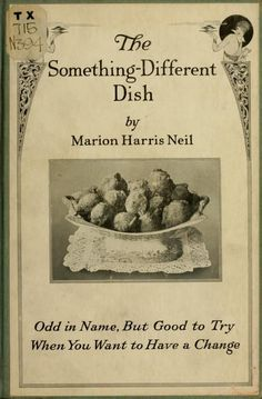 The something-different dish