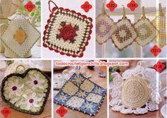18 Ideas For Crochet Dishcloth Diagram Pot Holders Crochet Baby Cocoon, Crochet Baby Beanie, Crochet Kids Hats, Crochet Mittens, Diy Crochet Patterns, Crochet Diy, Irish Crochet, Pinterest Crochet, Crochet Dishcloths