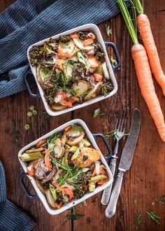 Culinary Arts, Japchae, Pasta Salad, Food And Drink, Yummy Food, Baking, Ethnic Recipes, Drinking, Warm