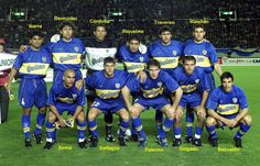 Equipo 2001: tiempos de gloria.