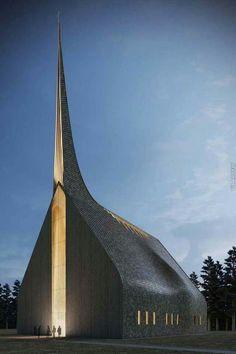 Lieu sacré, Eglise, Valer (Norvège)  [Mehr] projet