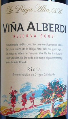 Friday, March 30, 2012 - color: medium-purple x ruby red; nose: fresh-smelling oak; taste: medium-bodied mouth feel, fruity berry taste well balanced with oak, thunder-bringing deep full finish tasting of smoky tobacco; overall: sophisticated Old World beauty for about $20