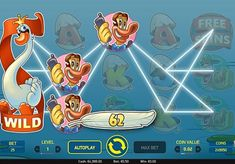 Игровой автомат Scruffy Duck на реальные деньги с выводом  Знаменитая сказка о гадком утенке вдохновила разработчиков из NetEnt на создание аппарата Scruffy Duck. В нем присутствует 25 игровых линий и Wild с особыми функциями. Выводу реальных денег из автомата также способствуют фриспины.