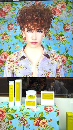 Ανακαλύψτε την όμορφη βιτρίνα Medavita που δημιουργήθηκε από τη Francesca Manetta για τους Bros Hair στο Μιλάνο!
