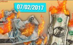 "Manda Nudes, Novo ""Partido"" Brasileiro, Doria vs Carnaval e Queda do Dólar. @CanalDoOtario"