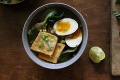Vegetarian Ramen recipe on Food52