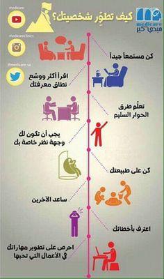 كيف تطور شخصيتك