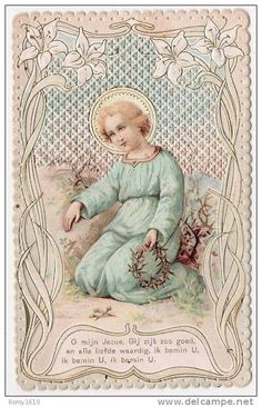 L'Enfant Jesus.