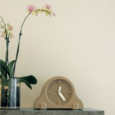 Holland Design, Invotis, homeware, clocks, cardboard clock, cardboard