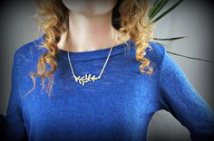 Leaf Chain Necklace | Lime Street Fashion