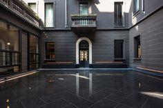 Senato Hotel Milan, Italy   @styleminimalism