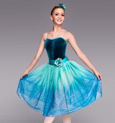 Theatricals Costumes Reflections Adult Romantic Tutu Dress