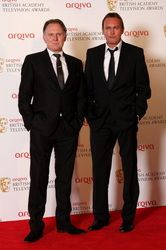 BAFTA Awards (2012) - Philip Glenister Fans