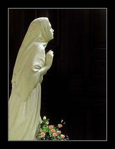 St. Bernadette by haberlea, via Flickr