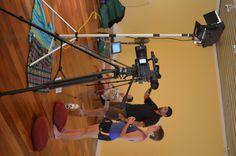 Coostom team hard at work shooting videos - http://coostom.com