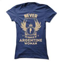 Woman from ARGENTINA - USA 1702 - #button up shirt #casual shirt. MORE INFO => https://www.sunfrog.com/LifeStyle/Woman-from-ARGENTINA--USA-1702-Ladies.html?68278