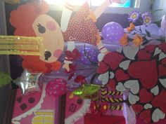 Lala Loopsy decoration Lalaloopsy Party, 7th Birthday, Decoration, Ideas, Event Organization, Art, Decor, Decorations, Decorating