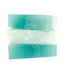 glycerin soap - peppermint and tea tree soap - Scented Soap - strong soap - Aromatherapy  soaps - Essential Oil Soap - Made in Michigan