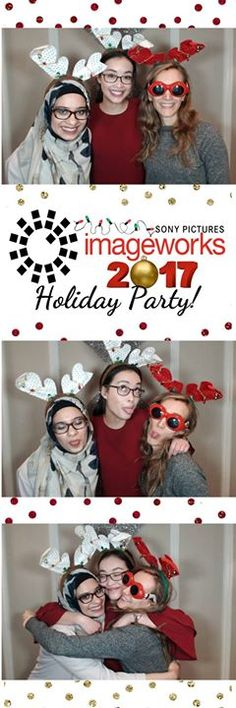 Work Hard, Play Hard! Imageworks' Employees enjoy some Photobooth Fun at this year's Holiday Party. 🎄🎉☃️ #fashion #style #stylish #love #me #cute #photooftheday #nails #hair #beauty #beautiful #design #model #dress #shoes #heels #styles #outfit #purse #jewelry #shopping #glam #cheerfriends #bestfriends #cheer #friends #indianapolis #cheerleader #allstarcheer #cheercomp  #sale #shop #onlineshopping #dance #cheers #cheerislife #beautyproducts #hairgoals #pink #hotpink #sparkle #heart…