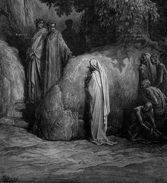 The Divine Comedy: Purgatory / by Dante Alighieri; translated by H. F. Cary; illustrated by Gustave Dore