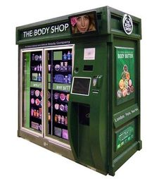The Body Shop - Health & Beauty supplies