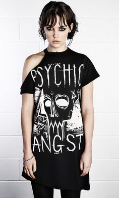 Photo of Psychic Angst Tee Dress