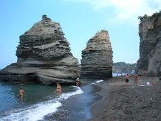 Procida beach