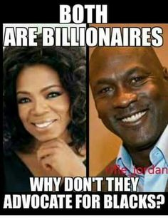 Both are Billionaires. Why do black people aspire to be like them? Why do black people support them-they don't support black people! Black History Facts, John Legend, Black Power, African American History, My People, Black People, Black Is Beautiful, In This World, Fun Facts