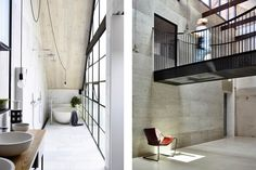 Chocolate Factory Converted Into Family Loft In Fitzroy
