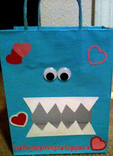 valentine card holders holidays winter pinterest valentines card holder and school - Valentine Bags For School