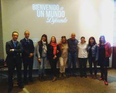 Magnífica mañana en el curso sobre turismo accesible organizado por la Agencia Valenciana de Turismo junto con la ONCE y hoteles Ilunion  #tourism4all #wtd2016