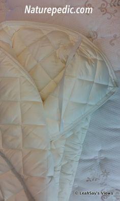 Naturepedic Mattress Pad Decor Bedding Organic
