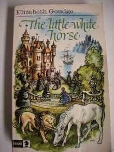 The Little White Horse [Book] (the movie, The Secret of Moonacre, was based on this book)