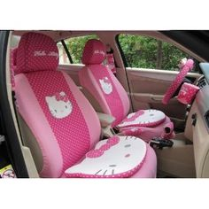 36 Best Hello Kitty Car Acessories Images On Pinterest