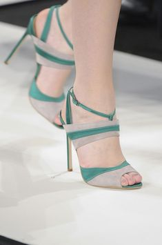 Carolina Herrera Fall 2013 - sandals