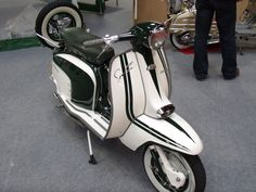 Lambretta SX all-time favorite style