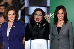Minority Women Made History in the Senate Tonight-- article for class