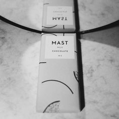 Inspiring Simplicity. Our Milk Chocolate Bar. #mast