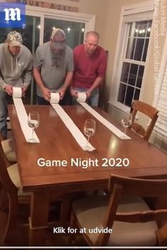 Family Party Games, Fun Party Games, Adult Party Games, Family Game Night, Indoor Party Games, Youth Games, Team Games, Group Games, Toilet Paper Games
