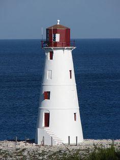 Lighthouse, Nassau, Bahamas