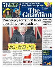 #TomorrowsPapersToday - Twitter Search / Twitter Newspaper Headlines, The Headlines, The Daily Telegraph, Online Paper, Mr Johnson, Daily Express, Daily Star, Financial Times, Corona